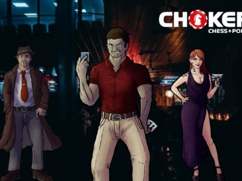 Choker Characters