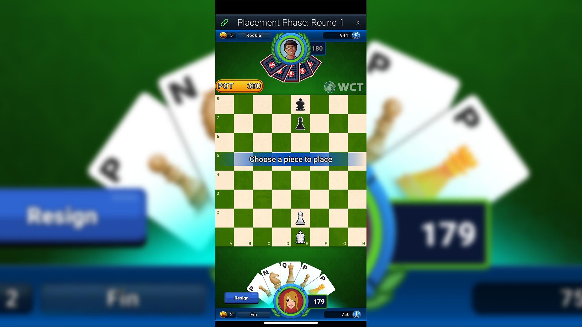 Screenshot of the timer