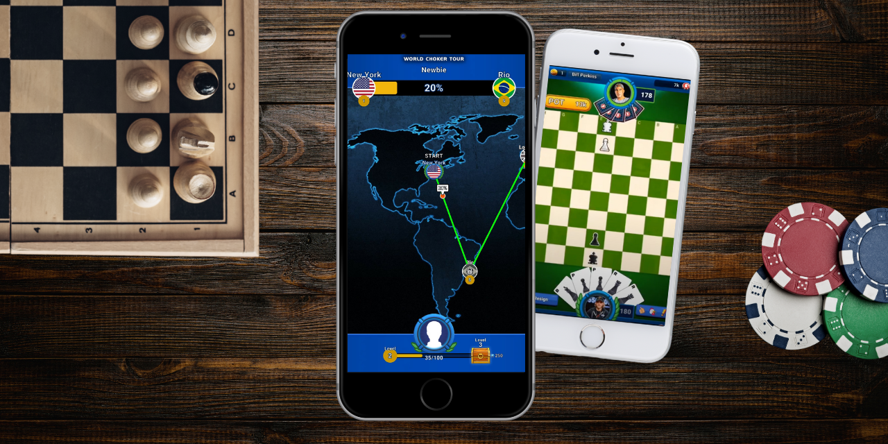 Choker App Visual