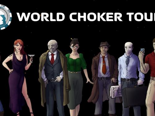 Image of Choker Characters